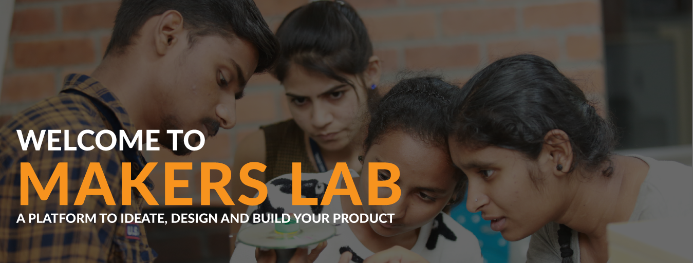 Deshpande startups, welcome to makers lab