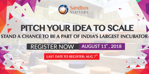 Deshpande startups, events, Pitch your Idea to Scale
