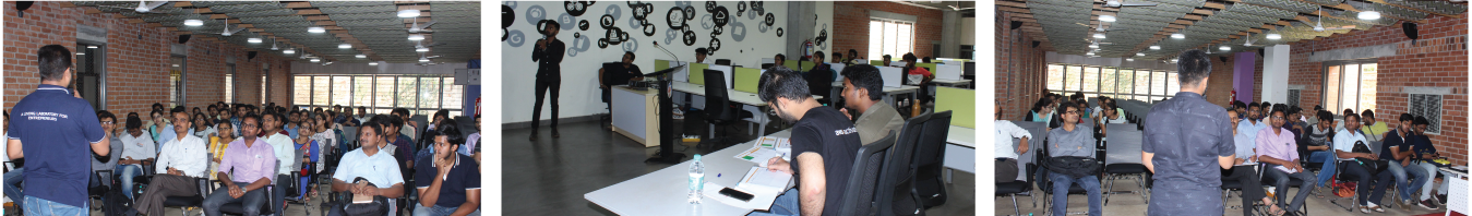 Deshpande Startups, events IDEATHON