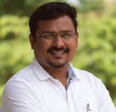 Amrut Patil, Manager, Deshpande Startups