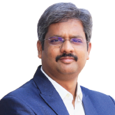 C. M. Patil, CEO-Deshpande Startups
